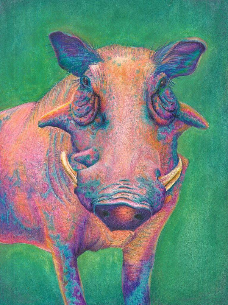 warthog Painting